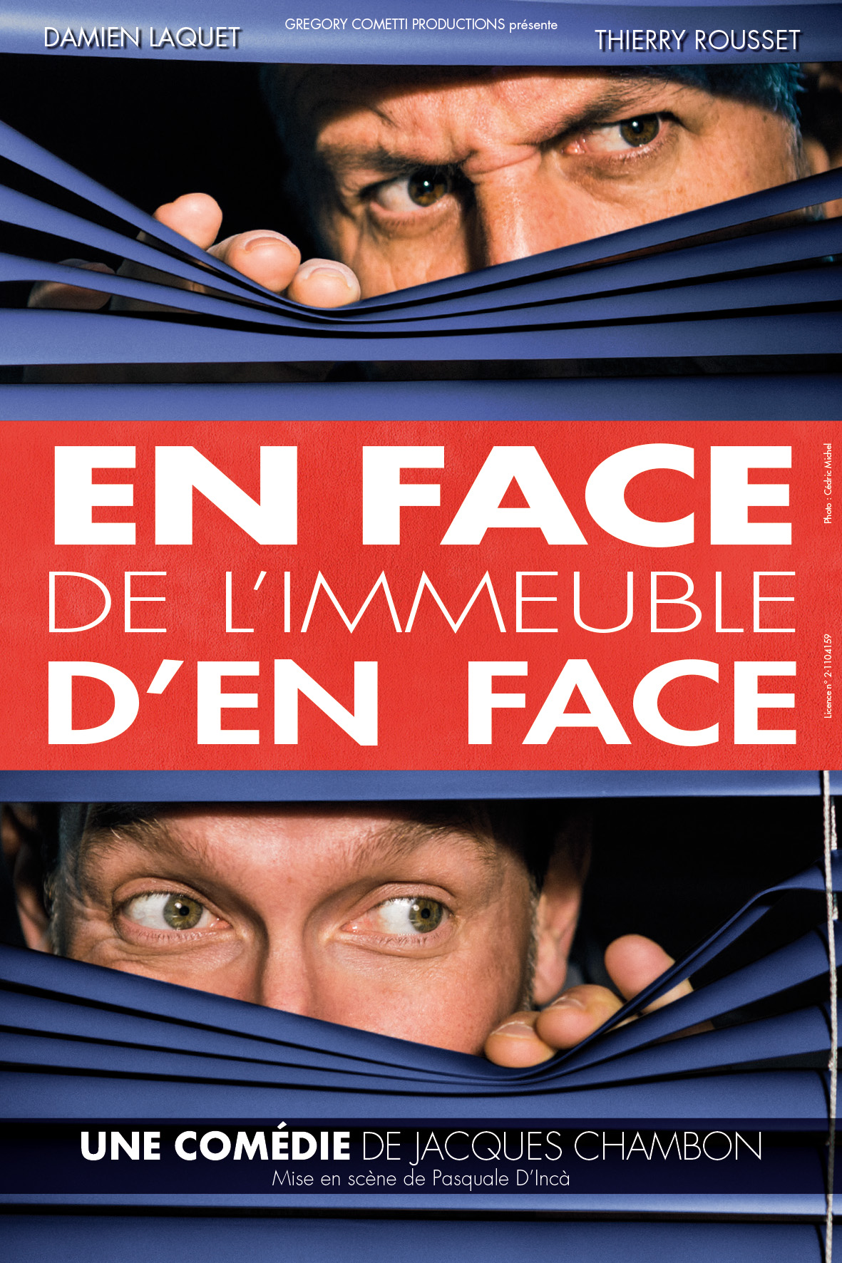 En face de l'immeuble d'en face