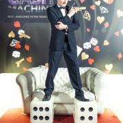 James Bond Séminaire entreprise Damien Laquet